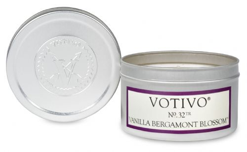 Travel Tin - Vanilla Bergamot Blossom